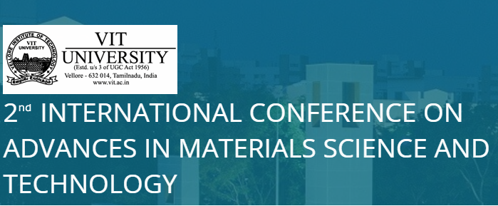 2 International Conference On Advances In Materials